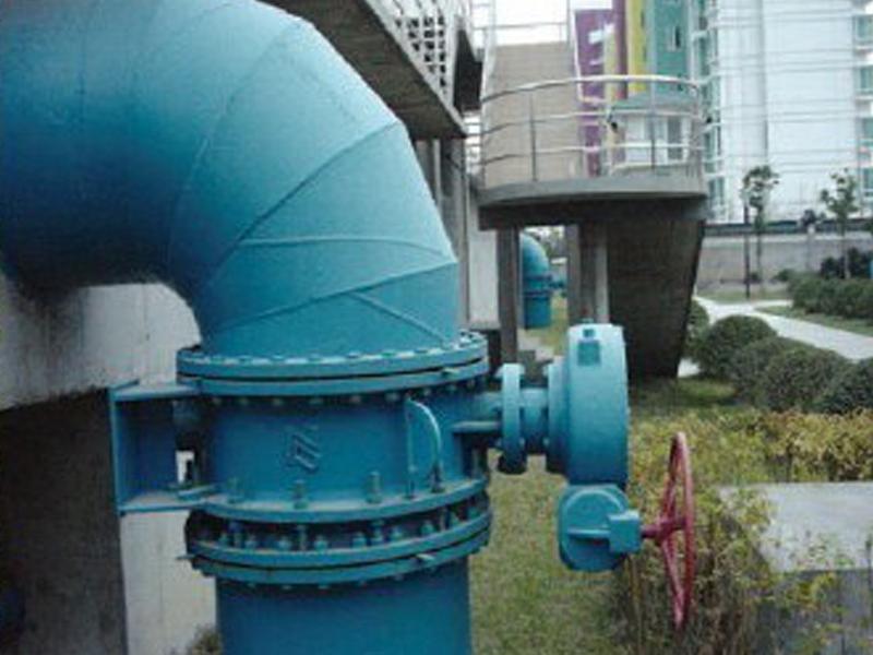 天津自来水公司使用现场