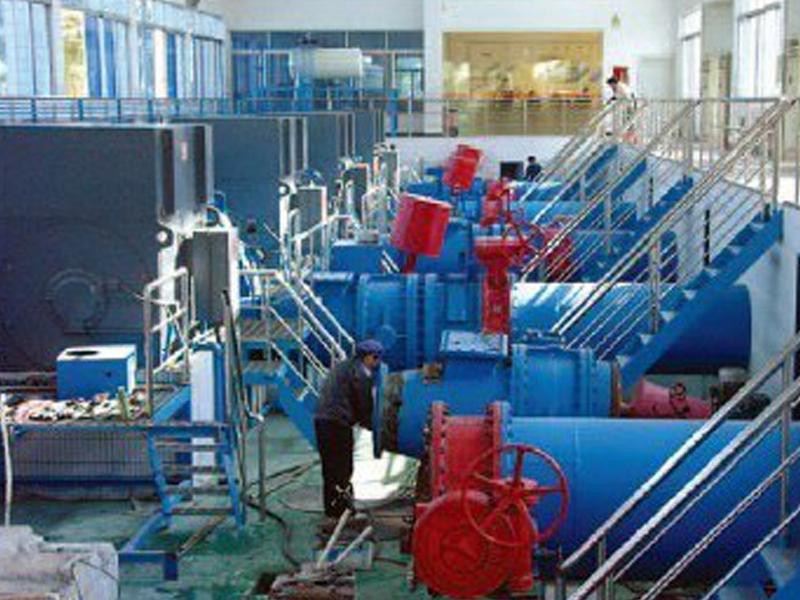 广州市西州、石门水厂使用